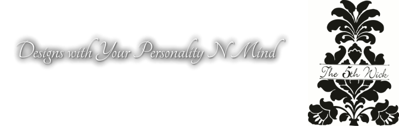 """Designs with Your Personality 'N' Mind"""